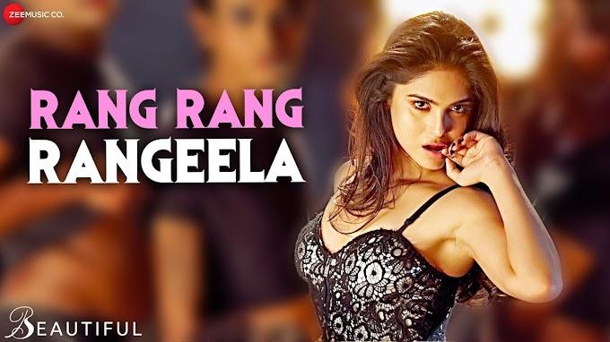 RANG RANG RANGEELA LYRICS - Sweta Pandit | Naina ganguly - Lyrics Special