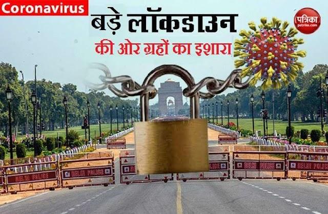 Astrology : एक बार फिर बड़े लॉकडाउन की ओर भारत ! ये हैं बचाव के उपाय