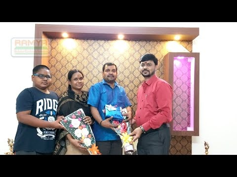 Our Client Mr. Kadhiravan Mugalivakkam House Warming | Ramya Modular Kit...