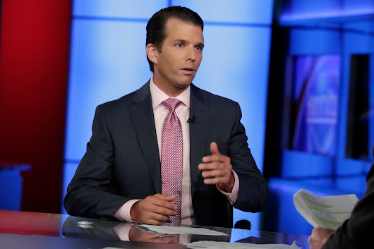 Opinion | The strikingly broad consequences of the argument that Donald Trump Jr. broke the law by expressing interest in Russian dirt on Hillary Clinton