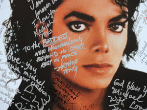Michael Jackson (Imagine: Mediafax Foto/AFP)