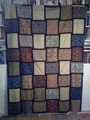 Quilttop done