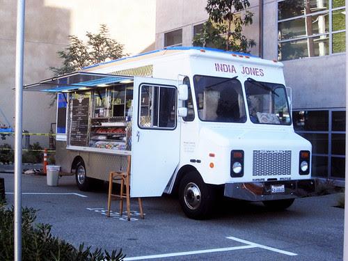Food Truck Benefit for Haiti: India Jones Truck