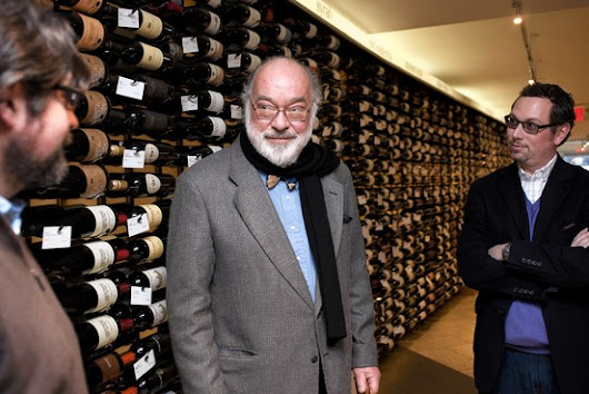Uncorking the City: Lettie Teague speaks with respected wine authority Clive Coates.