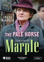 Agatha Christie: Marple Series 5 (The Pale Horse) (DVD Cover)