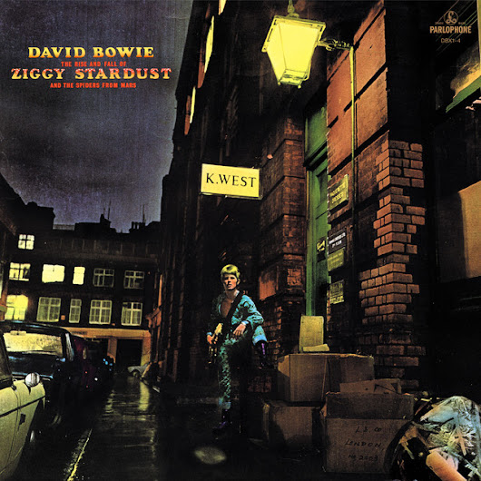 David Bowie - Ziggy Stardust - 2012 Remastered Version