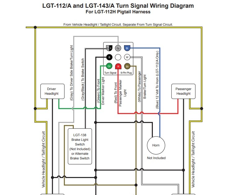 car signal light wiring diagram  2010 hyundai santa fe
