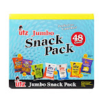 Bulk Snacks Utz Jumbo Snack Pack | 48ct