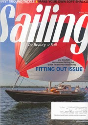Sailing magazine- March 2014 issue