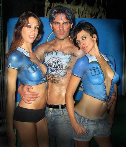 World body painting festival 2008 - Elena Tagliapietra Italy
