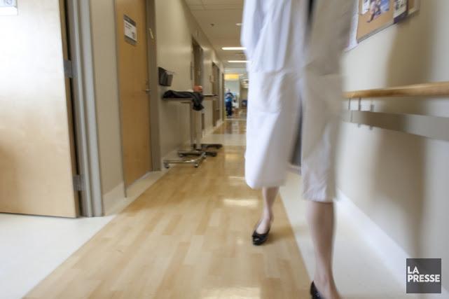 Les 21 000 médecins du Québec ont reçu... (PHOTO ARCHIVES LA PRESSE)