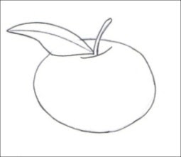 Aprender A Dibujar Dibuja Una Manzana Eshellokidscom