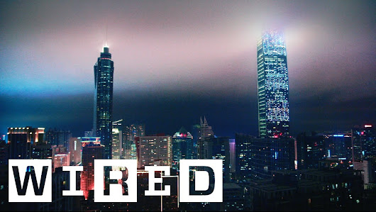 Fascinating 15 Minute Wired Documentary on Shenzhen - DanThornton
