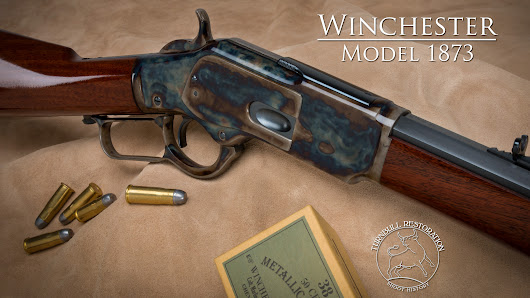Rockwall Gun Club Presents Famous Guns Throughout History: Winchester 1873