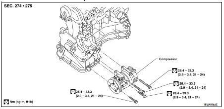 2007 Nissan Altima Ac Compressor ~ Perfect Nissan