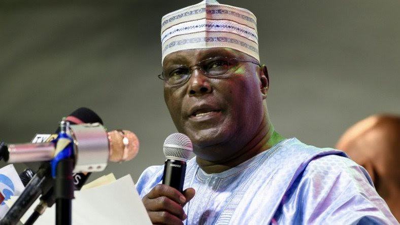 """Image result for I'm Nigerian by birth,"""" Atiku says parents are from Sokoto, Jigawa"""