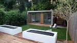 Exterior : Exquisite Modern Urban London Garden Design Inspiration ...