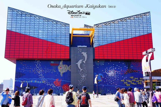 Japan - Osaka Aquarium Kaiyukan 01