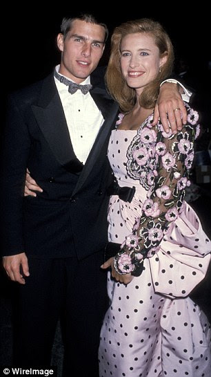 The other exes:In addition to Holmes, he was also wed to  Mimi Rogers and Nicole Kidman
