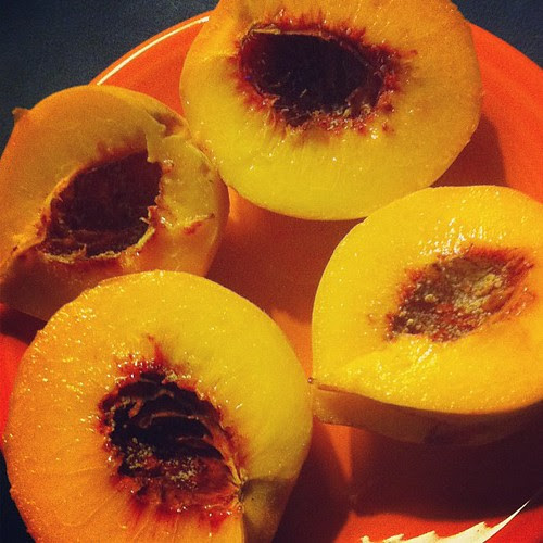 {Day 13} #Open Season for Texas Peaches #julyphotoaday #catchup