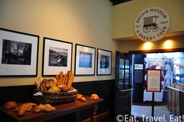 Boudin: Boudin Museum & Factory Tour Entrance- Fisherman's Wharf, San Francisco, CA