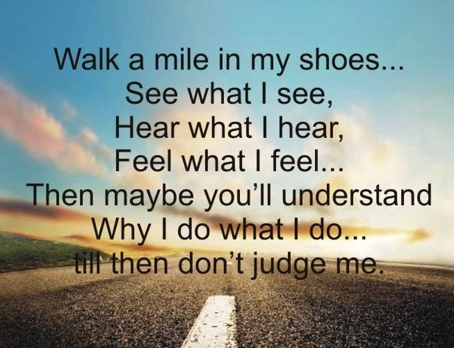 Walk In Her Shoes Quotes Messenger Icons 2018 Reviews