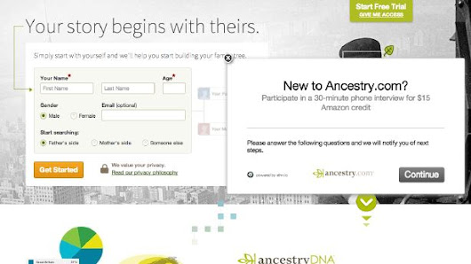 Ancestry.com announces new venture with tech investor | KSL.com