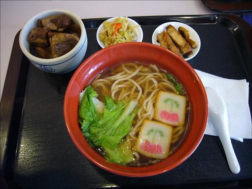 台中鐵路餐廳牛肉麵