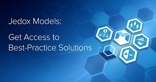 Jedox Models | Pre-built business content to simplify your planning project