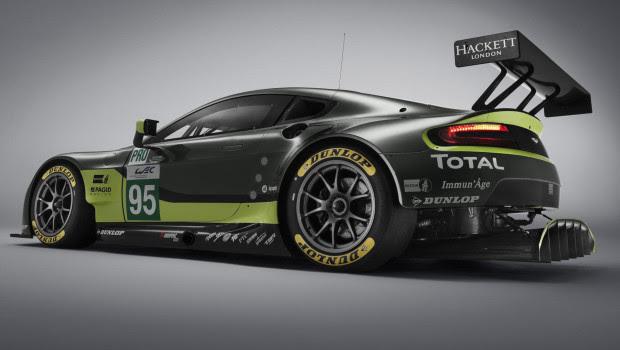 Newmotoring Aston Martin S Gorgeous 2016 Vantage Gte Race Car