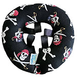 Puppy Bumpers - Keep Your Dog on the Safe Side of the Fence - Jolly Roger - 10''-13''