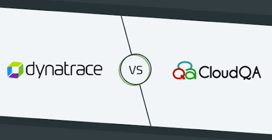 Dynatrace vs CloudQA Synthetic Monitoring Tools Comparison
