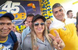 Mãe de Safadão e prefeito tiveram mandatos cassados pelo TRE (Divulgação)