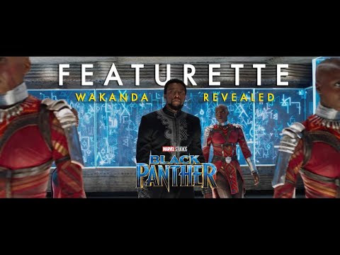 MARVEL RELEASES A NEW BLACK PANTHER FEATURETTE | Geek & Gaming News| GEEKETV