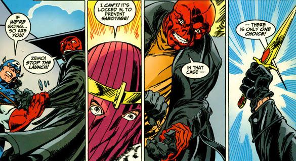Marvels: Cap