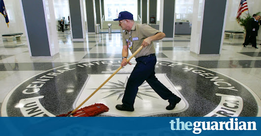 CIA makes 12m pages of declassified documents searchable online | US news | The Guardian