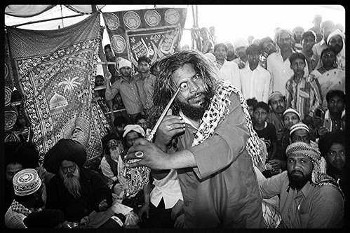 Mehboob Ali Bawa Of Panipat At Zinda Madar Shah Makanpur by firoze shakir photographerno1