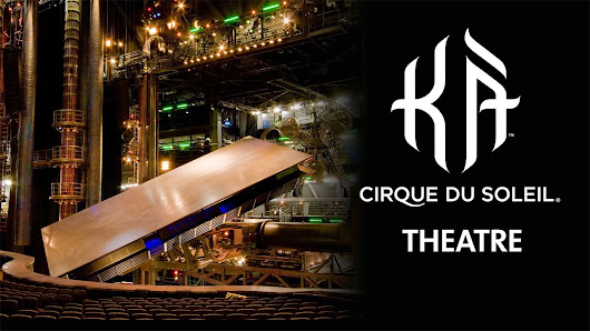 The Theatre of KÀ by Cirque du Soleil | KÀ: Behind the Blockbuster - YouTube