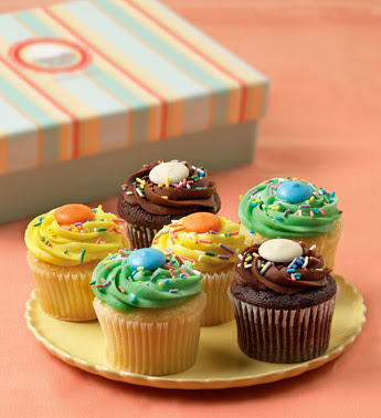 Cupcakes from 1-800-FLOWERS