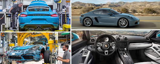 Porsche Begins Production of Two-Door Sports Cars - Baker Motor Company - Charleston, SC - Baker Motor Company