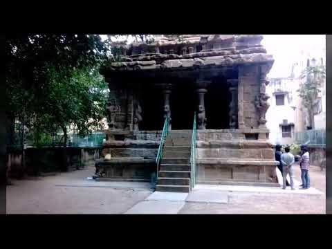 Kanchipuram in videos