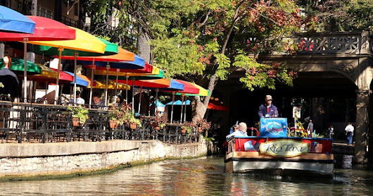 Look to San Antonio for Your Next Adventure
