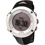 Suunto SS019650000 Men's Ambit2 Heart Rate Monitor Digital Grey Dial Black Strap GPS Watch