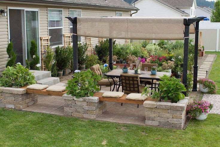 Patio Design Ideas Pinterest