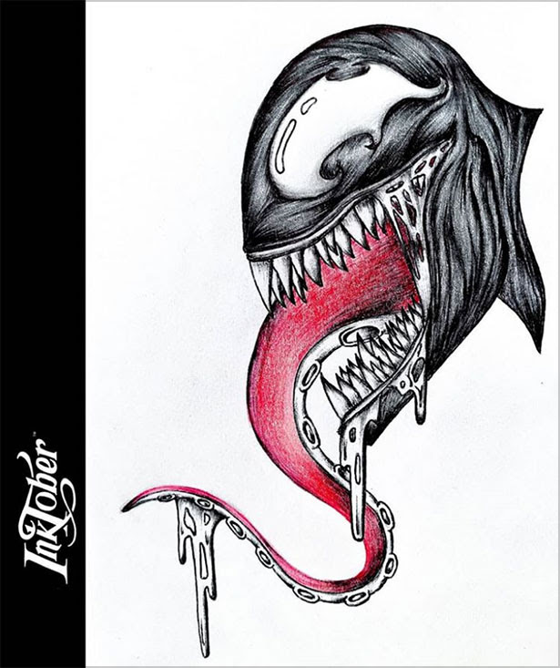 30+ Most Amazing Venom Movie (2018) Fan Art Illustrations ...