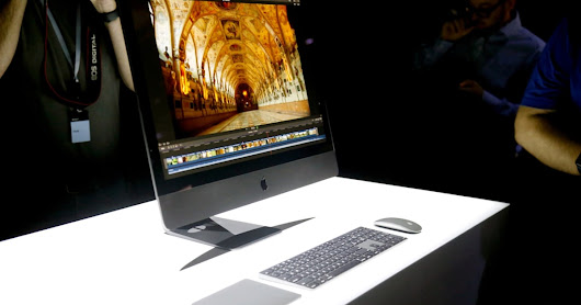 Apple's iMac Pro may have hands-free Siri voice control