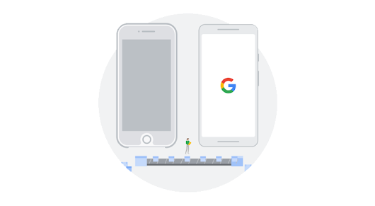 Google's new 'Data Transfer Tool' shows up in the Play Store, likely a Pixel 2 system app
