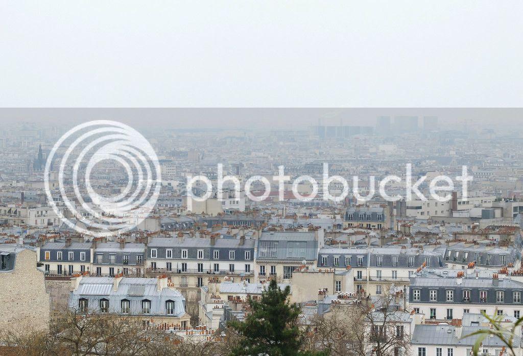 modestmixblog Sacre Coeur view Paris