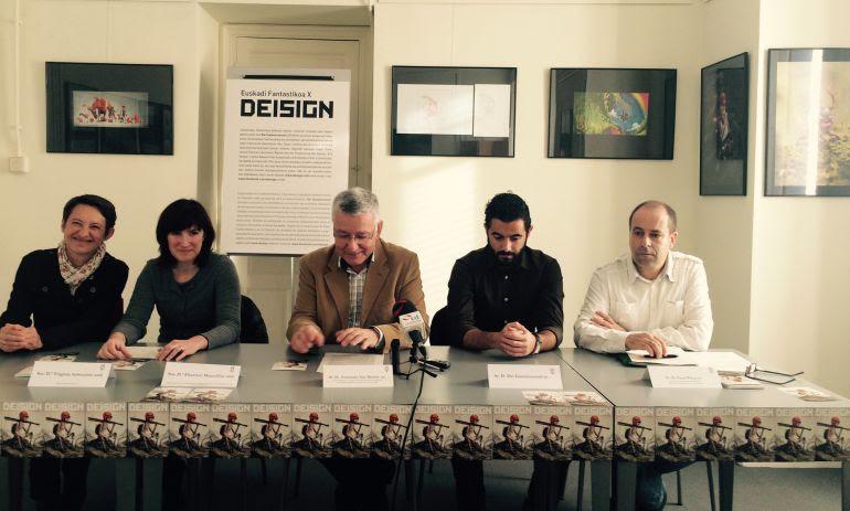 """Exposición """"Euskadi fantastikoa"""""""