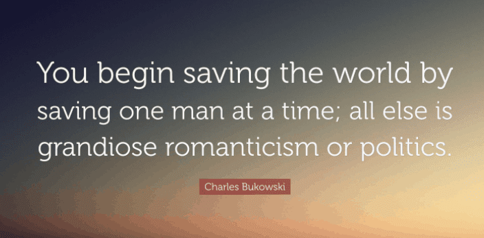 Top 50 Charles Bukowski Quotes On Life And Love